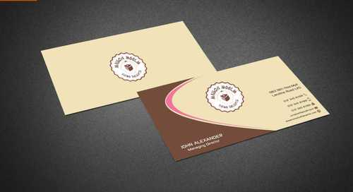 Maison Meelm Business Cards and Stationery  Draft # 174 by Dawson