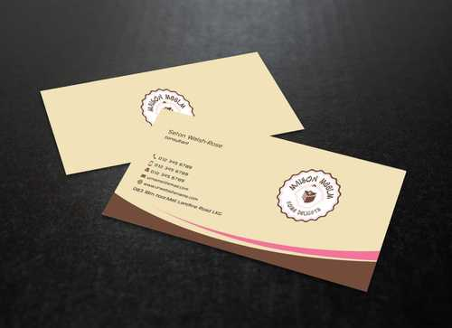 Maison Meelm Business Cards and Stationery  Draft # 178 by Dawson