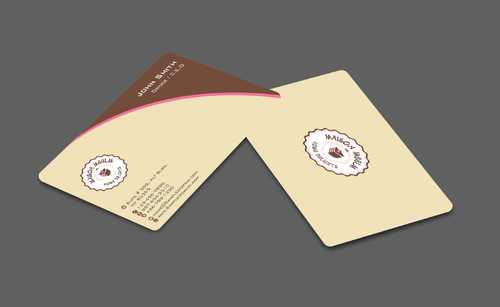 Maison Meelm Business Cards and Stationery  Draft # 181 by Dawson