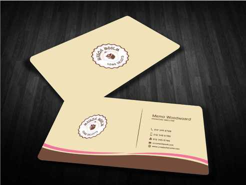 Maison Meelm Business Cards and Stationery  Draft # 184 by Dawson