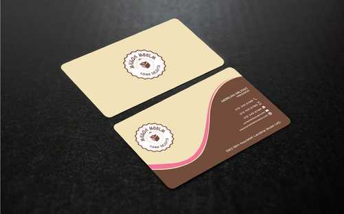 Maison Meelm Business Cards and Stationery  Draft # 187 by Dawson