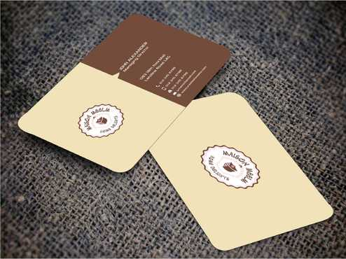 Maison Meelm Business Cards and Stationery  Draft # 190 by Dawson