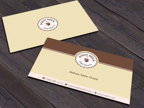Maison Meelm Business Cards and Stationery  Draft # 198 by Xpert