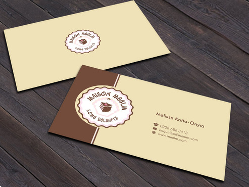 Maison Meelm Business Cards and Stationery  Draft # 199 by Xpert