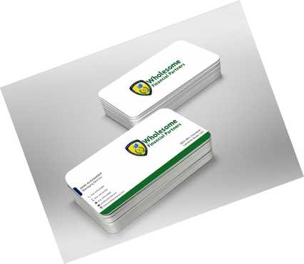 Wholesome Financial Partners Inc. Business Cards and Stationery  Draft # 256 by Dawson