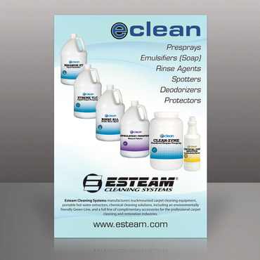 eclean Cleaning Solutions Other  Draft # 12 by monski