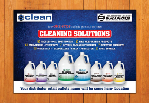 eclean Cleaning Solutions Other  Draft # 19 by Naqshbd