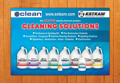 eclean Cleaning Solutions Other  Draft # 20 by Naqshbd