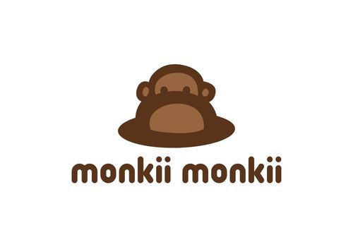 Monkii Monkii A Logo, Monogram, or Icon  Draft # 114 by dreamzlive