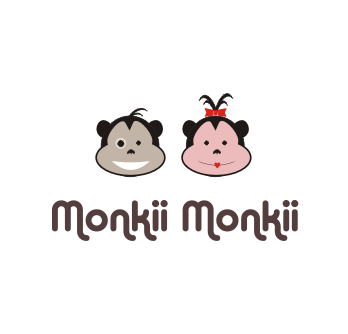 Monkii Monkii A Logo, Monogram, or Icon  Draft # 119 by IsbieDesign