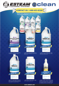 eclean Cleaning Solutions Other  Draft # 27 by inovatedesign