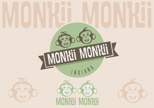 Monkii Monkii A Logo, Monogram, or Icon  Draft # 170 by mnorth