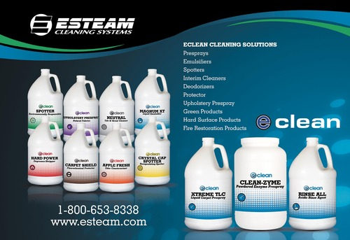 eclean Cleaning Solutions