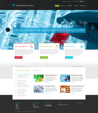 ADC solution Complete Web Design Solution  Draft # 67 by Digilifesolutions