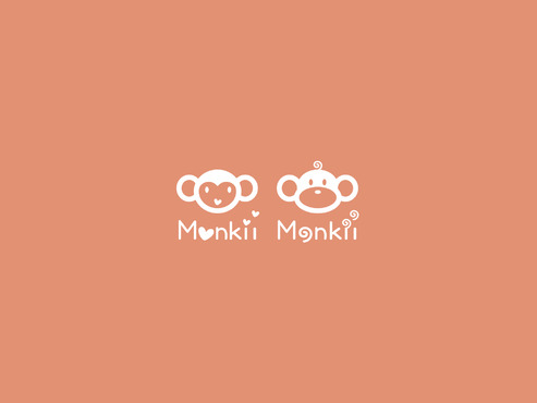 Monkii Monkii A Logo, Monogram, or Icon  Draft # 198 by OneLife