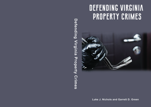 Defending Virginia Property Crimes Other  Draft # 81 by guglastican