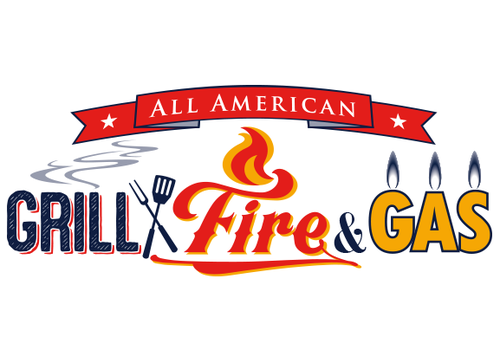 All American Grill Fire and Gas
