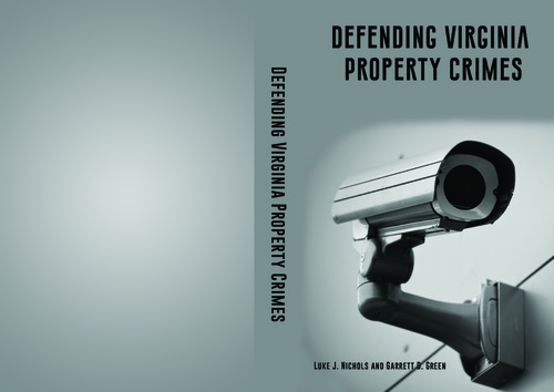 Defending Virginia Property Crimes Other  Draft # 93 by guglastican