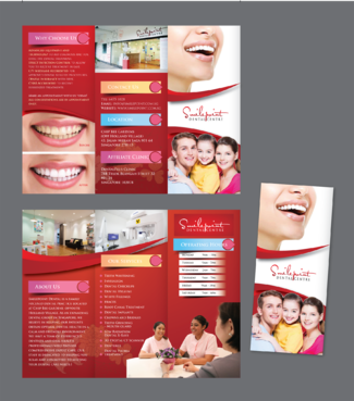 Smilepoint Dental Centre Marketing collateral  Draft # 11 by inovatedesign