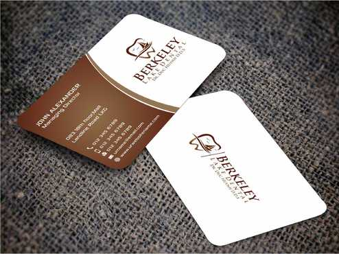 Berkeley Lake Dental LLC Business Cards and Stationery  Draft # 171 by Dawson