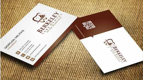 Berkeley Lake Dental LLC Business Cards and Stationery  Draft # 188 by Dawson