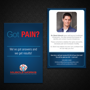 Muscle Works Marketing collateral  Draft # 10 by monski