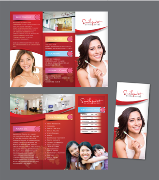 Smilepoint Dental Centre Marketing collateral  Draft # 15 by inovatedesign