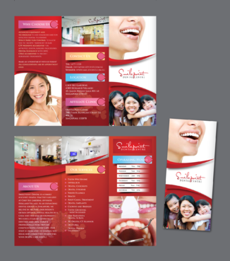 Smilepoint Dental Centre Marketing collateral  Draft # 16 by inovatedesign