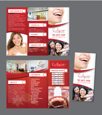 Smilepoint Dental Centre Marketing collateral  Draft # 23 by inovatedesign