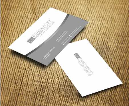 Modern, Luxurious Business Cards and Stationery  Draft # 112 by Dawson