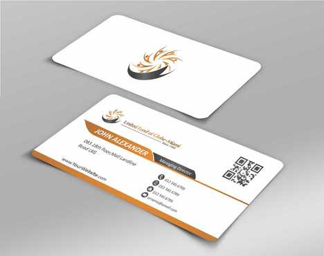United Fund Business Cards and Stationery  Draft # 232 by Dawson