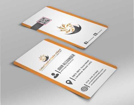 United Fund Business Cards and Stationery  Draft # 235 by Dawson