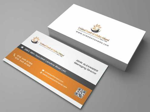 United Fund Business Cards and Stationery  Draft # 239 by Dawson