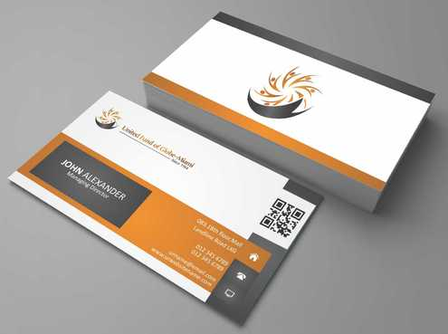 United Fund Business Cards and Stationery  Draft # 240 by Dawson