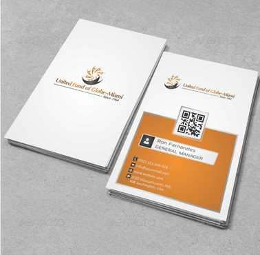 United Fund Business Cards and Stationery  Draft # 241 by Dawson