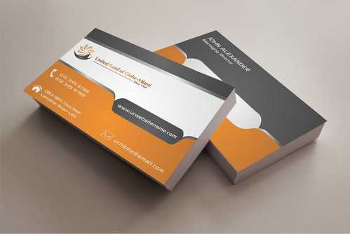 United Fund Business Cards and Stationery  Draft # 244 by Dawson