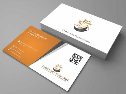 United Fund Business Cards and Stationery  Draft # 246 by Dawson