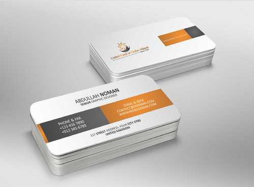 United Fund Business Cards and Stationery  Draft # 249 by Dawson