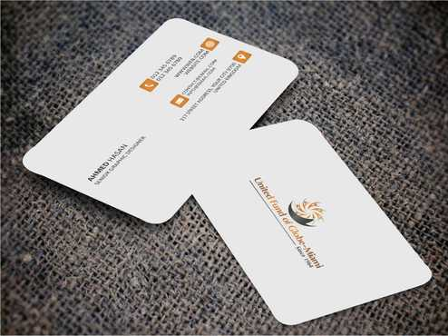 United Fund Business Cards and Stationery  Draft # 250 by Dawson