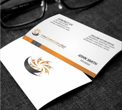 United Fund Business Cards and Stationery  Draft # 253 by Dawson