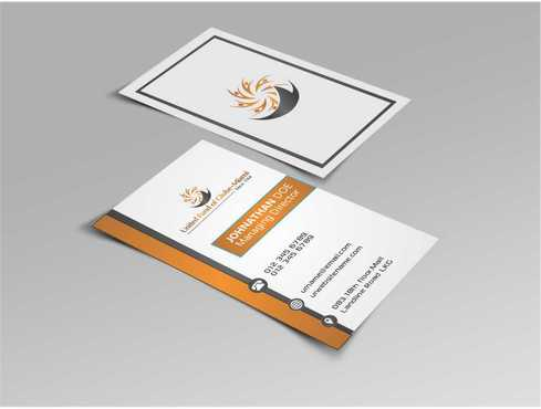 United Fund Business Cards and Stationery  Draft # 255 by Dawson