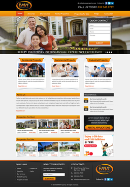BMW Property, LLC Complete Web Design Solution Winning Design by itmech