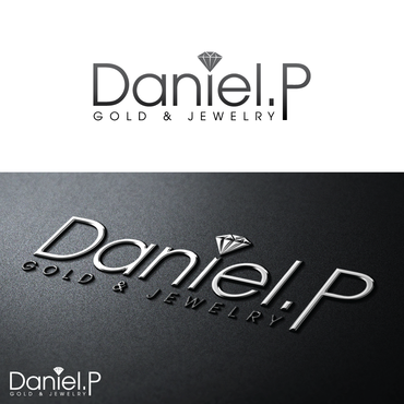 Daniel.P A Logo, Monogram, or Icon  Draft # 576 by graphicsB8
