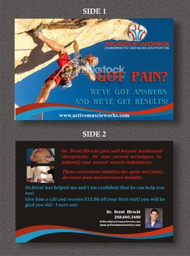 Muscle Works Marketing collateral  Draft # 50 by syukurkurnia