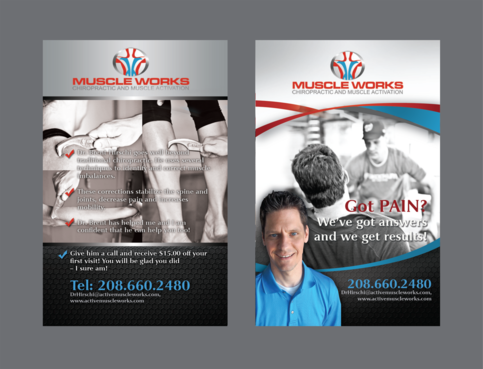 Muscle Works Marketing collateral  Draft # 74 by inovatedesign