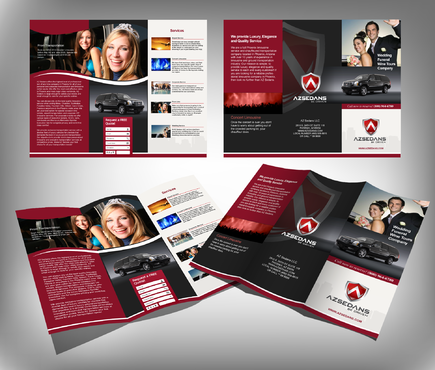 AZ SEDANS BROCHURES Marketing collateral  Draft # 2 by pivotal