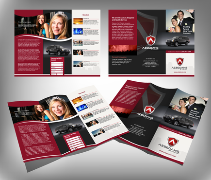 AZ SEDANS BROCHURES Marketing collateral  Draft # 3 by pivotal