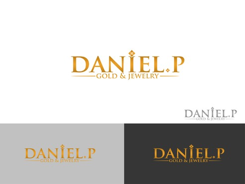Daniel.P A Logo, Monogram, or Icon  Draft # 653 by DesignHero