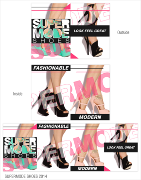 Supermode shoes Marketing collateral  Draft # 16 by thebullet