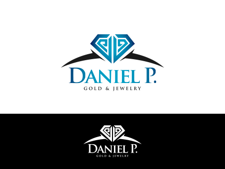 Daniel.P A Logo, Monogram, or Icon  Draft # 670 by falconisty